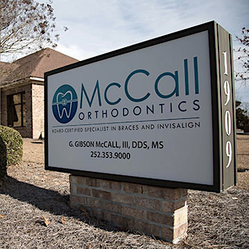 mccall orthodontics
